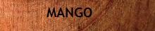 mango turning blanks