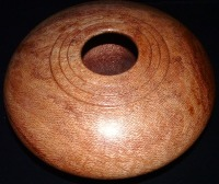 Silk Oak turning wood