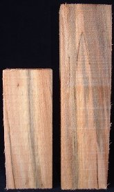 sycamore spindle blanks