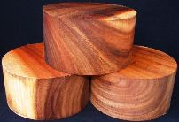 Mimosa woodturning blanks